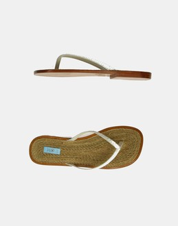 More information or Buy online WOMAN - RX.1 - FOOTWEAR - FLIP FLOPS - AT YOOX