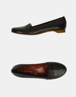 More information or Buy online WOMAN - DUCCIO DEL DUCA - FOOTWEAR - MOCCASSINS - AT YOOX