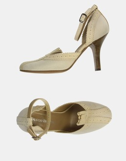More information or Buy online WOMAN - DUCCIO DEL DUCA - FOOTWEAR - CLOSED-TOE SLIP-ONS  - AT YOOX