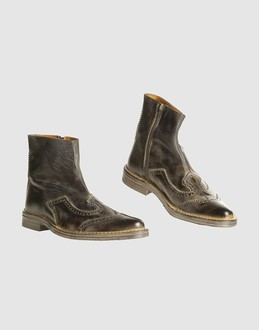More information or Buy online MAN - MOMA - FOOTWEAR - ANKLE BOOTS - AT YOOX