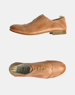 More information or Buy online MAN - MOMA - FOOTWEAR - LACED SHOES - AT YOOX