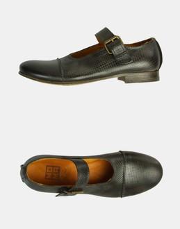 More information or Buy online WOMAN - MOMA - FOOTWEAR - CLOSED-TOE SLIP-ONS  - AT YOOX