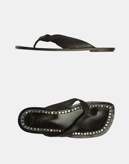 More information or Buy online MAN - FRANKIE MORELLO - FOOTWEAR - FLIP FLOPS - AT YOOX