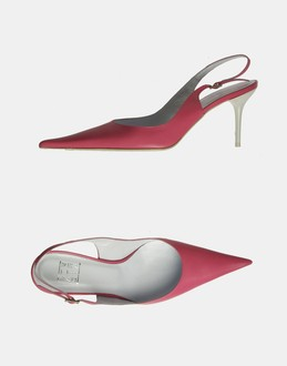 More information or Buy online WOMAN - STRATEGIA - FOOTWEAR - SLINGBACKS - AT YOOX