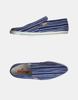 More information or Buy online MAN - SWEAR - FOOTWEAR - MOCCASSINS - AT YOOX