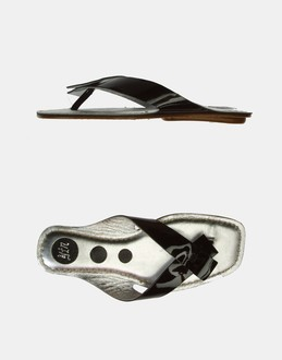 More information or Buy online WOMAN - YIN - FOOTWEAR - FLIP FLOPS - AT YOOX