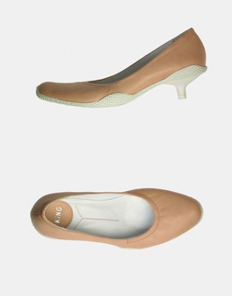 More information or Buy online WOMAN - KING - FOOTWEAR - CLOSED-TOE SLIP-ONS  - AT YOOX