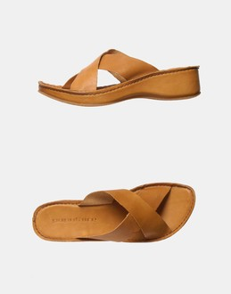 More information or Buy online WOMAN - POPULAIRE - FOOTWEAR - HIGH-HEELED SANDALS - AT YOOX