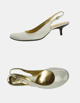 More information or Buy online WOMAN - ANGELI INQUIETI - FOOTWEAR - SLINGBACKS - AT YOOX