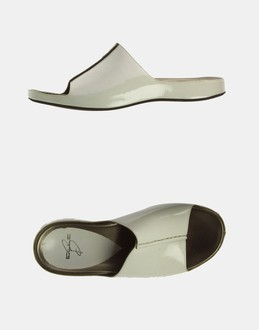 More information or Buy online WOMAN - ELLE - FOOTWEAR - SANDALS - AT YOOX