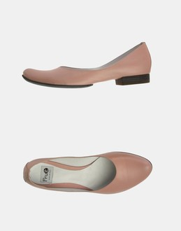 More information or Buy online WOMAN - FRU.IT - FOOTWEAR - BALLET FLATS - AT YOOX