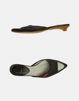 More information or Buy online WOMAN - MISS SIXTY - FOOTWEAR - MULES - AT YOOX