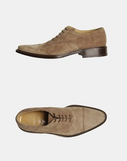 More information or Buy online MAN - EBANO - FOOTWEAR - LACED SHOES - AT YOOX