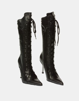 More information or Buy online WOMAN - SARA & CO - FOOTWEAR - BOOTS - AT YOOX
