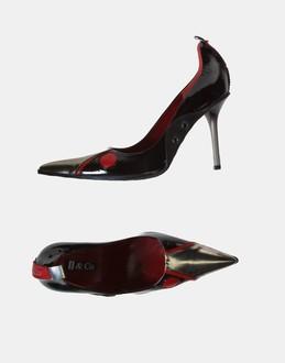 More information or Buy online WOMAN - SARA & CO - FOOTWEAR - CLOSED-TOE SLIP-ONS  - AT YOOX