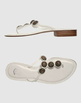 More information or Buy online WOMAN - BP HOUSE - FOOTWEAR - FLIP FLOPS - AT YOOX