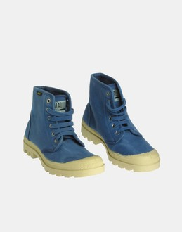 More information or Buy online MAN - PALLADIUM - FOOTWEAR - COMBAT BOOTS - AT YOOX