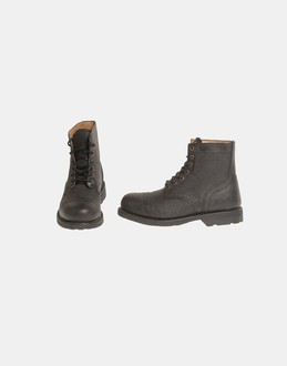 More information or Buy online MAN - CAT - FOOTWEAR - COMBAT BOOTS - AT YOOX