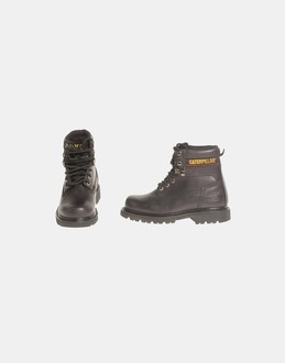 More information or Buy online WOMAN - CAT - FOOTWEAR - COMBAT BOOTS - AT YOOX
