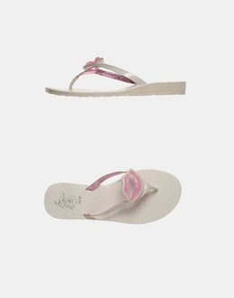 More information or Buy online WOMAN - HOOKIPA - FOOTWEAR - FLIP FLOPS - AT YOOX