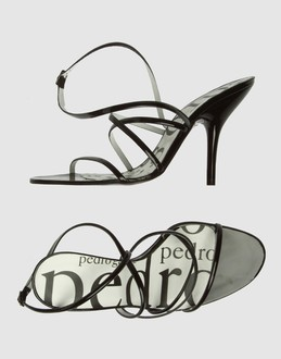 More information or Buy online WOMAN - PEDRO GARCIA - FOOTWEAR - HIGH-HEELED SANDALS - AT YOOX