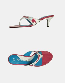More information or Buy online WOMAN - MARGH'ERITE - FOOTWEAR - HIGH-HEELED SANDALS - AT YOOX