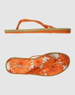 More information or Buy online WOMAN - ANELLE - FOOTWEAR - FLIP FLOPS - AT YOOX