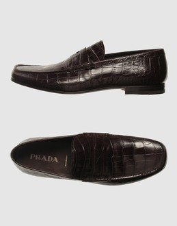 More information or Buy online MAN - PRADA - FOOTWEAR - MOCCASSINS - AT YOOX