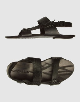 More information or Buy online MAN - OFFICINE CREATIVE ITALIA - FOOTWEAR - SANDALS - AT YOOX