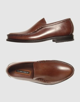 More information or Buy online MAN - FLORSHEIM - FOOTWEAR - MOCCASSINS - AT YOOX