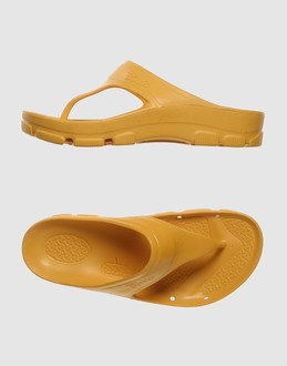 More information or Buy online MAN - BIRKI'S - FOOTWEAR - FLIP FLOPS - AT YOOX