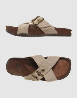 More information or Buy online WOMAN - EARTH - FOOTWEAR - SANDALS - AT YOOX