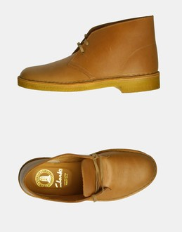 More information or Buy online MAN - CLARKS - FOOTWEAR - LACED SHOES - AT YOOX