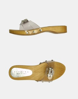 More information or Buy online WOMAN - FIORINA - FOOTWEAR - SANDALS - AT YOOX