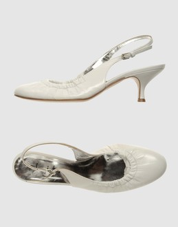 More information or Buy online WOMAN - LOITA - FOOTWEAR - SLINGBACKS - AT YOOX