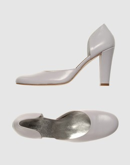 More information or Buy online WOMAN - MARSILI PONTEDERA - FOOTWEAR - CLOSED-TOE SLIP-ONS  - AT YOOX