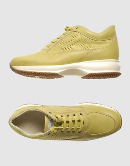 More information or Buy online WOMAN - HOGAN - FOOTWEAR - SNEAKERS - AT YOOX