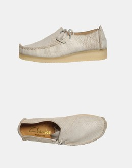 More information or Buy online WOMAN - CLARKS WALLABEES - FOOTWEAR - MOCCASSINS - AT YOOX