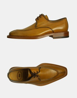 More information or Buy online MAN - SIERRA - FOOTWEAR - LACED SHOES - AT YOOX