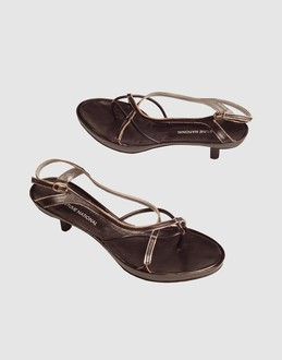 More information or Buy online WOMAN - COSTUME NATIONAL - FOOTWEAR - HIGH-HEELED SANDALS - AT YOOX
