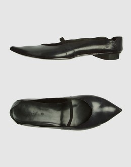 More information or Buy online WOMAN - MARSLL - FOOTWEAR - BALLET FLATS - AT YOOX