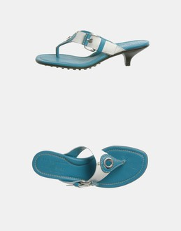 More information or Buy online WOMAN - CARSHOE - FOOTWEAR - HIGH-HEELED SANDALS - AT YOOX
