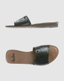More information or Buy online WOMAN - PRIMABASE - FOOTWEAR - SANDALS - AT YOOX