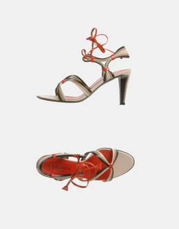 More information or Buy online WOMAN - YSL  RIVE GAUCHE - FOOTWEAR - HIGH-HEELED SANDALS - AT YOOX