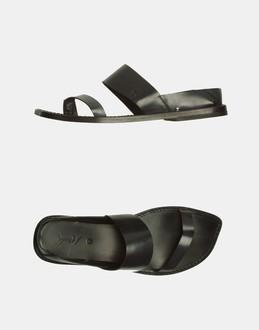 More information or Buy online MAN - MARSèLL - FOOTWEAR - FLIP FLOPS - AT YOOX