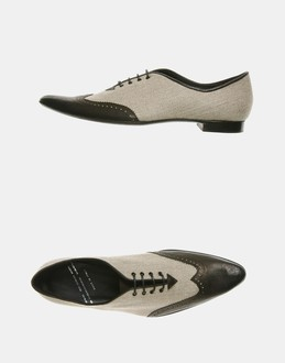More information or Buy online WOMAN - BRUNO BORDESE - FOOTWEAR - LACED SHOES - AT YOOX