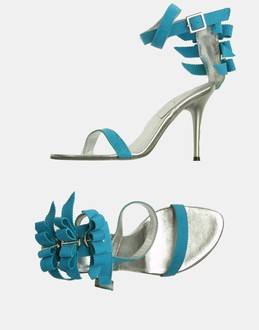 More information or Buy online WOMAN - PARENTESI - FOOTWEAR - HIGH-HEELED SANDALS - AT YOOX