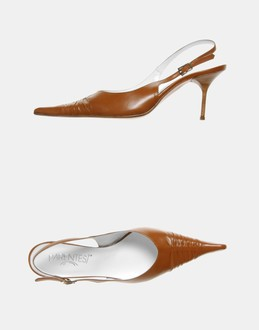 More information or Buy online WOMAN - PARENTESI - FOOTWEAR - SLINGBACKS - AT YOOX