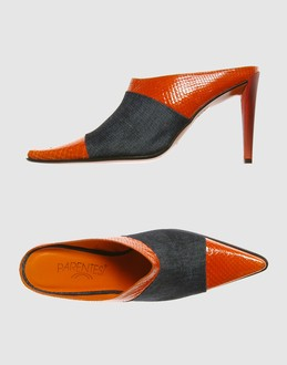 More information or Buy online WOMAN - PARENTESI - FOOTWEAR - MULES - AT YOOX