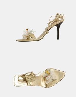 More information or Buy online WOMAN - LE SILLA - FOOTWEAR - HIGH-HEELED SANDALS - AT YOOX